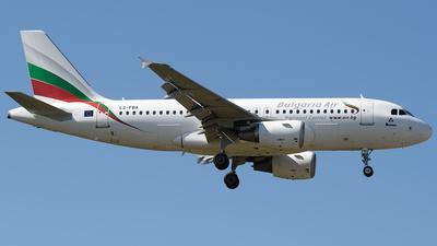 LZ-FBA - Airbus A319-112 - Bulgaria Air