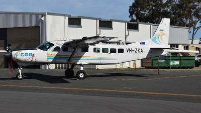 A picture of VHZKA - Cessna 208B Grand Caravan - [208B0860] - © Jarrod Swanwick