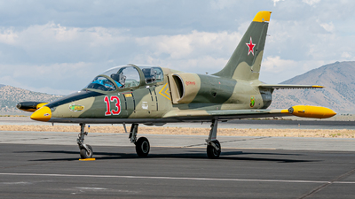 NX139UK - Aero L-39 Albatros - Private