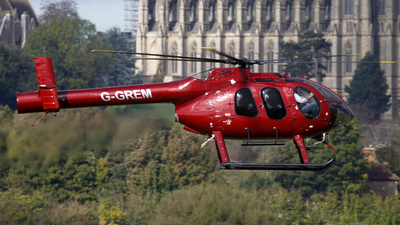 G-GREM - MD Helicopters MD-600N - Eastern Atlantic Helicopters