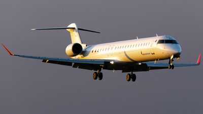 EC-JZU - Bombardier CRJ-900ER - Air Nostrum