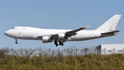 N445MC - Boeing 747-4B5ERF - Atlas Air