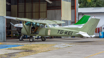 TG-KEI - Cessna 172 Skyhawk - Private