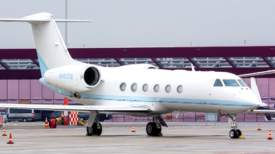 N483CM - Gulfstream G450 - Private