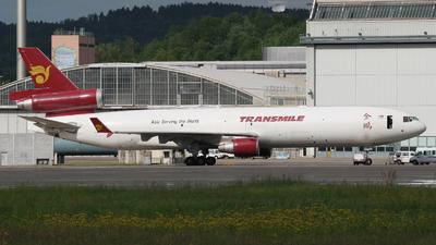 9M-TGR - McDonnell Douglas MD-11(F) - Transmile Air Services