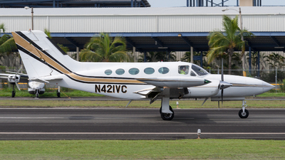 N421VC - Cessna 421B Golden Eagle - Private