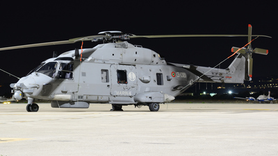 MM81584 - NH Industries SH-90A - Italy - Navy