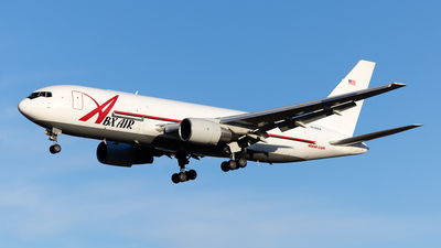 A picture of N750AX - Boeing 767232(BDSF) - ABX Air - © Cary Liao