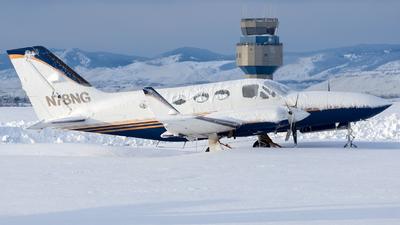 N78NG - Cessna 414A Chancellor - Private