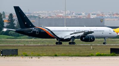 A picture of GPOWH - Boeing 757256 - Titan Airways - © Fabrizio Spicuglia