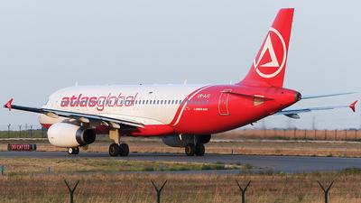 UR-AJC - Airbus A320-232 - AtlasGlobal Ukraine
