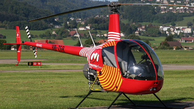 HB-ZGR - Robinson R22 Beta II - Mountain Flyers