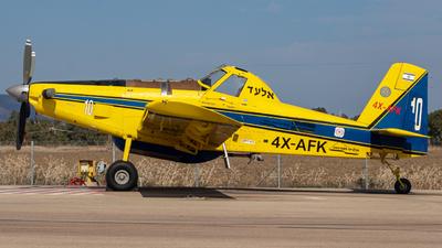 4X-AFK - Air Tractor AT-802A - Chim-Nir Aviation