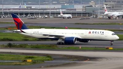 N511DN - Airbus A350-941 - Delta Air Lines