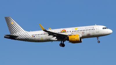 EC-NAJ - Airbus A320-271N - Vueling