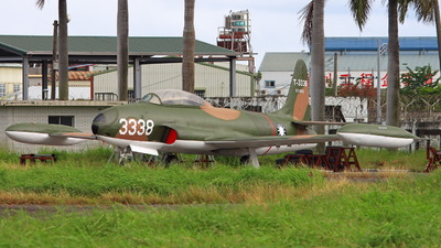 3338 - Lockheed T-33A Shooting Star - Taiwan - Air Force