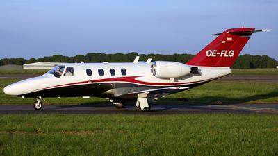 OE-FLG - Cessna 525 CitationJet 1 - Untitled