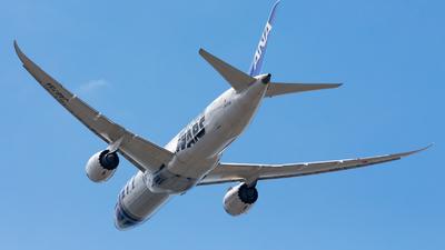 JA873A - Boeing 787-9 Dreamliner - All Nippon Airways (ANA)