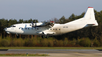 UR-CSI - Antonov An-12A - Aeronet FZE (Cavok Air)