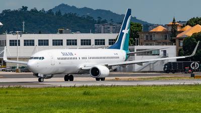 9V-MGP - Boeing 737-8SA - SilkAir
