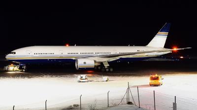 EC-MIA - Boeing 777-28E(ER) - Privilege Style