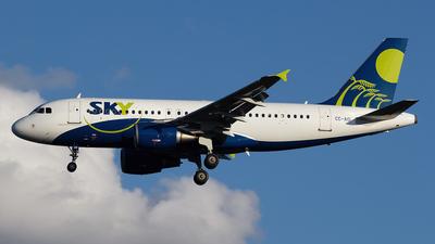 CC-AID - Airbus A319-111 - Sky Airline