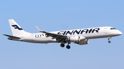 A picture of OHLKE - Embraer E190LR - Finnair - © Johannes Wirl
