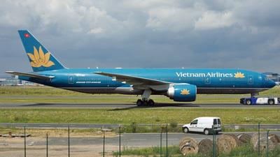 VN-A150 - Boeing 777-26K(ER) - Vietnam Airlines
