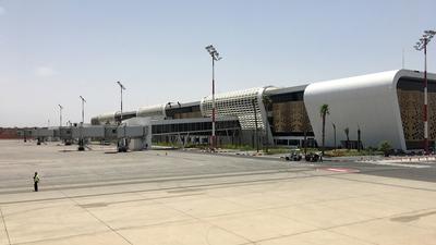 GMMX - Airport - Terminal