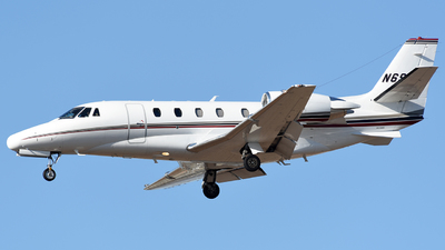 N698QS - Cessna 560XL Citation XLS - NetJets Aviation