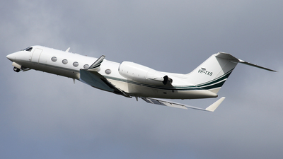 VH-TXS - Gulfstream G-IV - Private