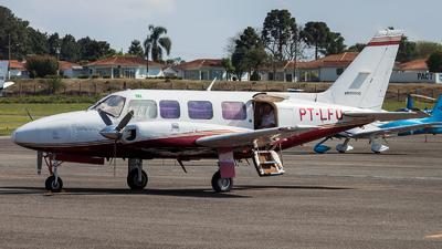 PT-LFO - Embraer EMB-820 Navajo - Private