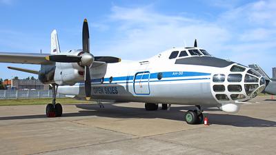RA-30078 - Antonov An-30 - Russia - Air Force