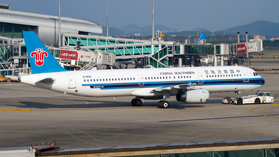B-1832 - Airbus A321-231 - China Southern Airlines