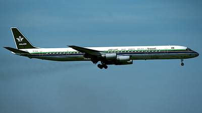 TF-FLE - Douglas DC-8-63(CF) - Saudi Arabian Airlines Cargo