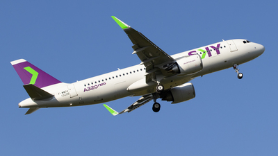 A picture of FWWDA - Airbus A320200N - Airbus - © Pierre Pm