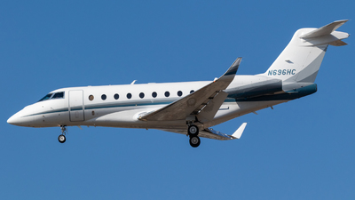 N696HC - Gulfstream G280 - Private