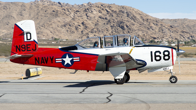 N9EJ - Beechcraft T-34A Mentor - Private