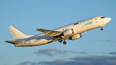 OE-IAZ - Boeing 737-4Q8(SF) - ASL Airlines