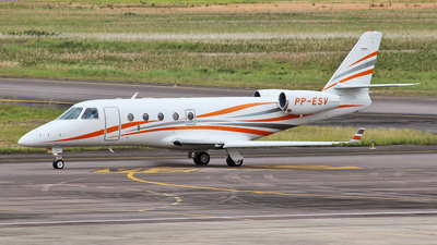 PP-ESV - Gulfstream G150 - Private