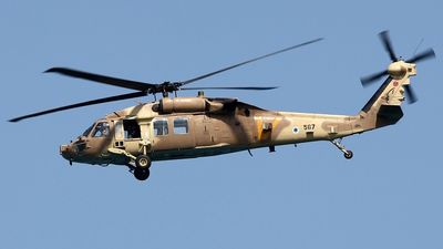567 - Sikorsky S-70A-55 Yanshuf 3 - Israel - Air Force