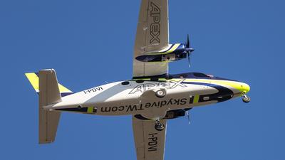 I-PDVI - Tecnam P2012 Traveller - APEX