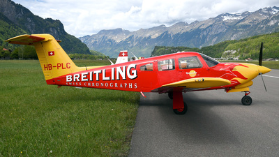 HB-PLC - Piper PA-28RT-201T Turbo Arrow IV - Maximair