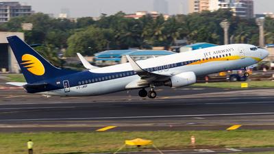 VT-JBP - Boeing 737-86N - Jet Airways