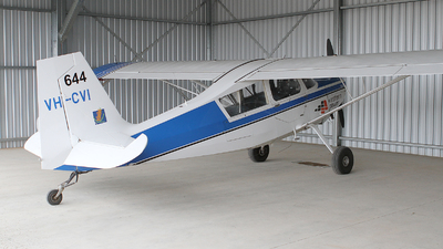 VH-CVI - American Champion 8GCBC Scout - Western Australia Government - Parks and Wildlife