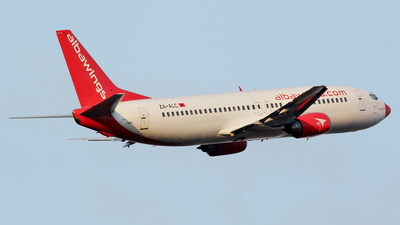 ZA-ALC - Boeing 737-4Q8 - Albawings