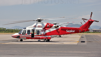 PR-SEU - Agusta-Westland AW-139 - Senior Taxi Aereo