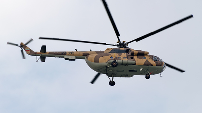 12-5332 - Mil Mi-17 Hip - Iran - Revolutionary Guard