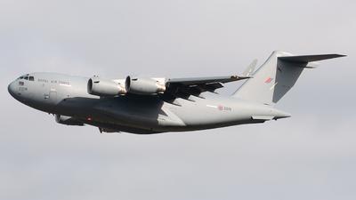 ZZ174 - Boeing C-17A Globemaster III - United Kingdom - Royal Air Force (RAF)