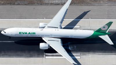 B-16712 - Boeing 777-35EER - Eva Air